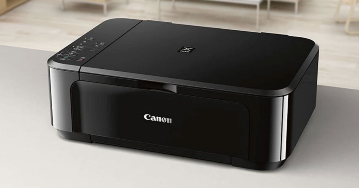 Canon Pixma Wireless Inkjet All-In-One Printer ONLY $37.99