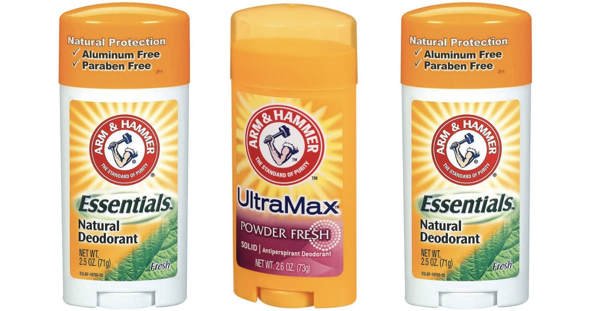 Arm & Hammer Deodorant ONLY $0.99 at Walgreens