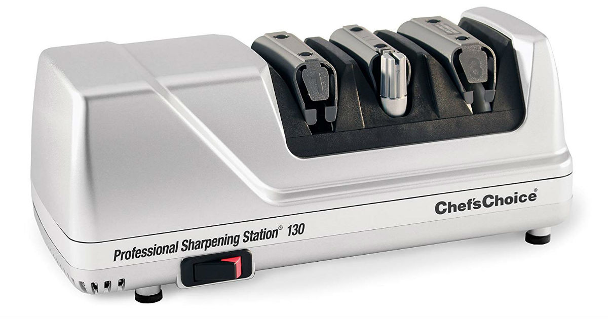 Chef's Choice Electric Knife Sharpener ONLY $89.99 (Reg. $180)