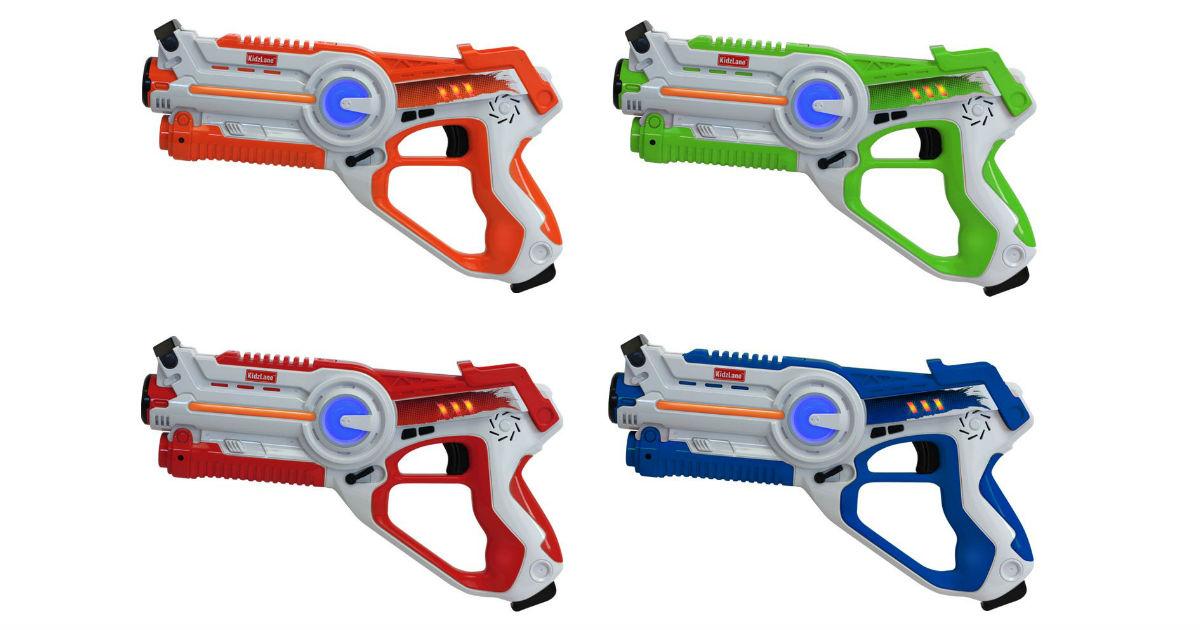 Kidzlane Infrared Laser Tag ONLY $54.99 (Reg. $100)
