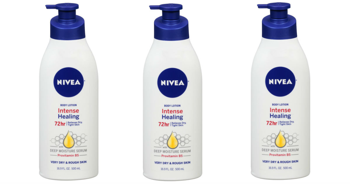 picture regarding Nivea Printable Coupons named Nivea Lotion Just $1.79 at CVS (Reg. $7.79) - Printable Discount codes
