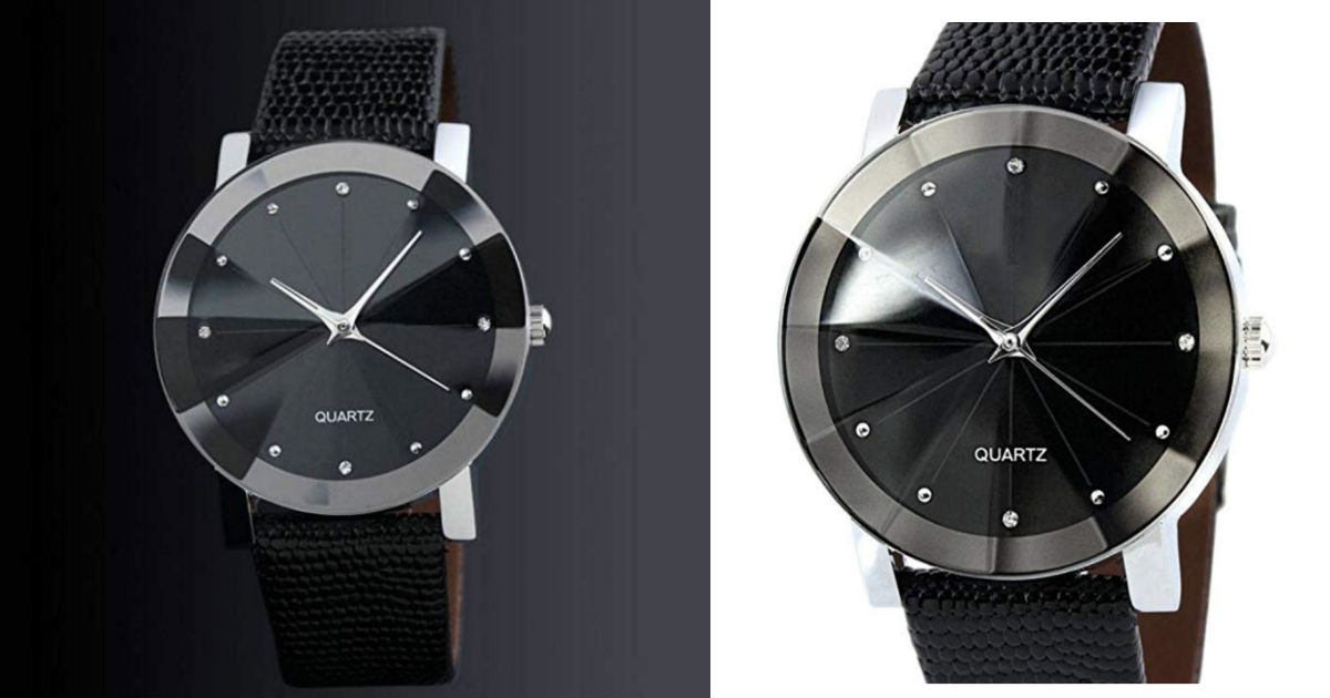 Luxury Quartz Sport Men Wrist Watch ONLY $4.50 Shipped