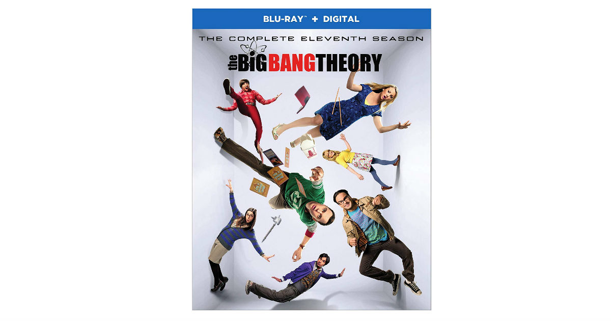 Big Bang Theory Season 11 ONLY $9.99 (Reg. $45)
