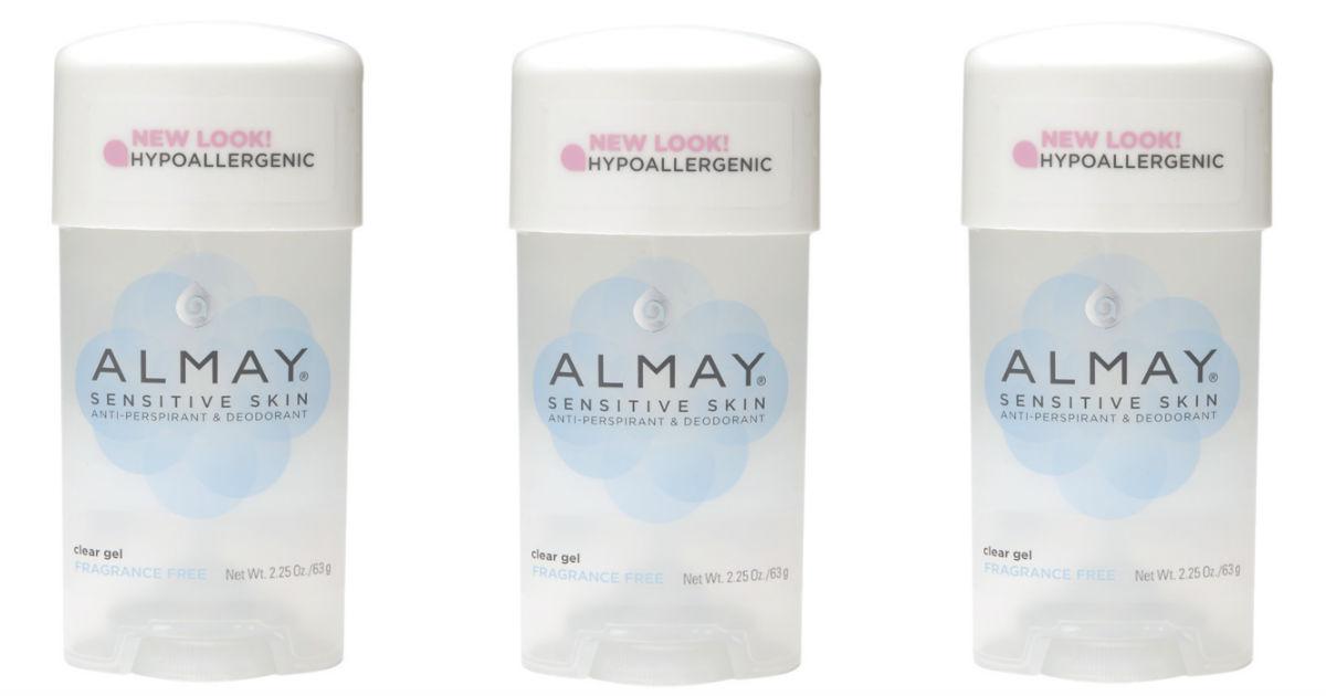 Almay Deodorant ONLY $0.54 at Walgreens