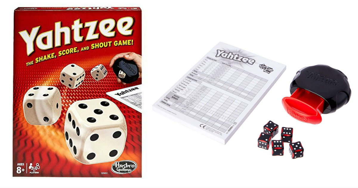 Yahtzee on Amazon