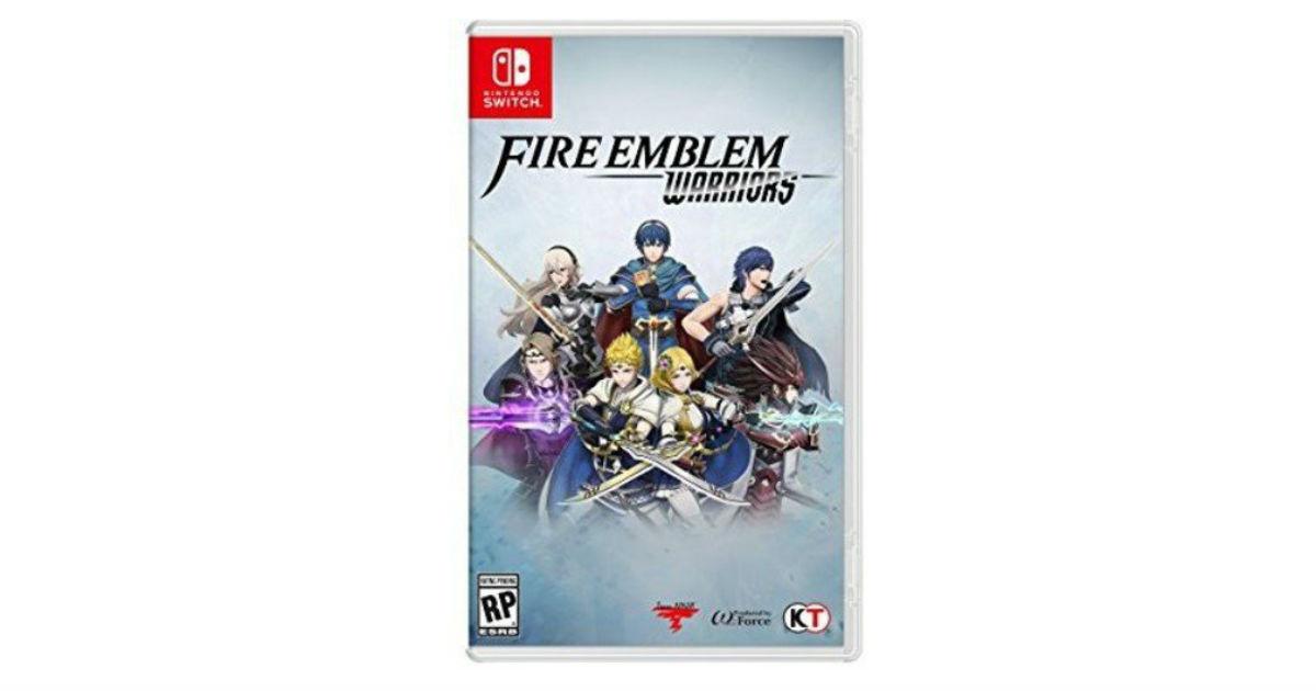 Fire Emblem Warriors for Nintendo Switch ONLY $31.88 (Reg. $60)