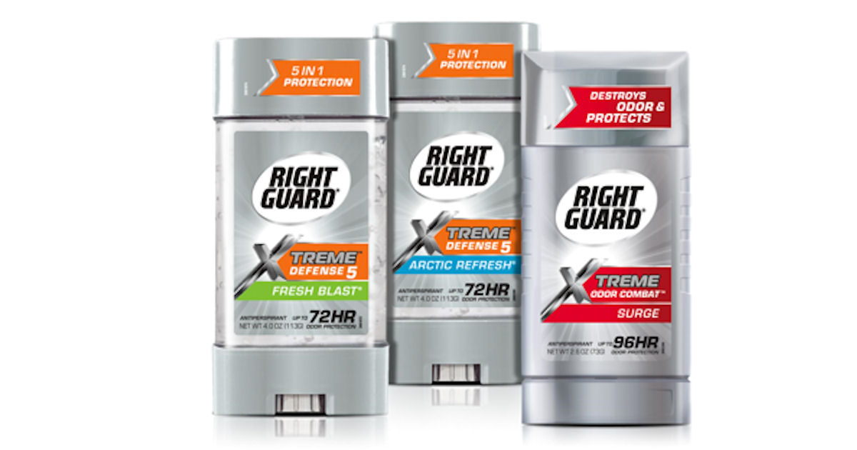 FREE Men's Antiperspirant Deod...