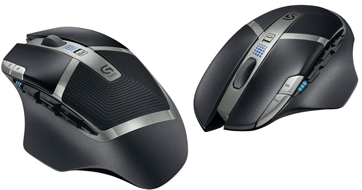 Logitech Wireless Gaming Mouse...