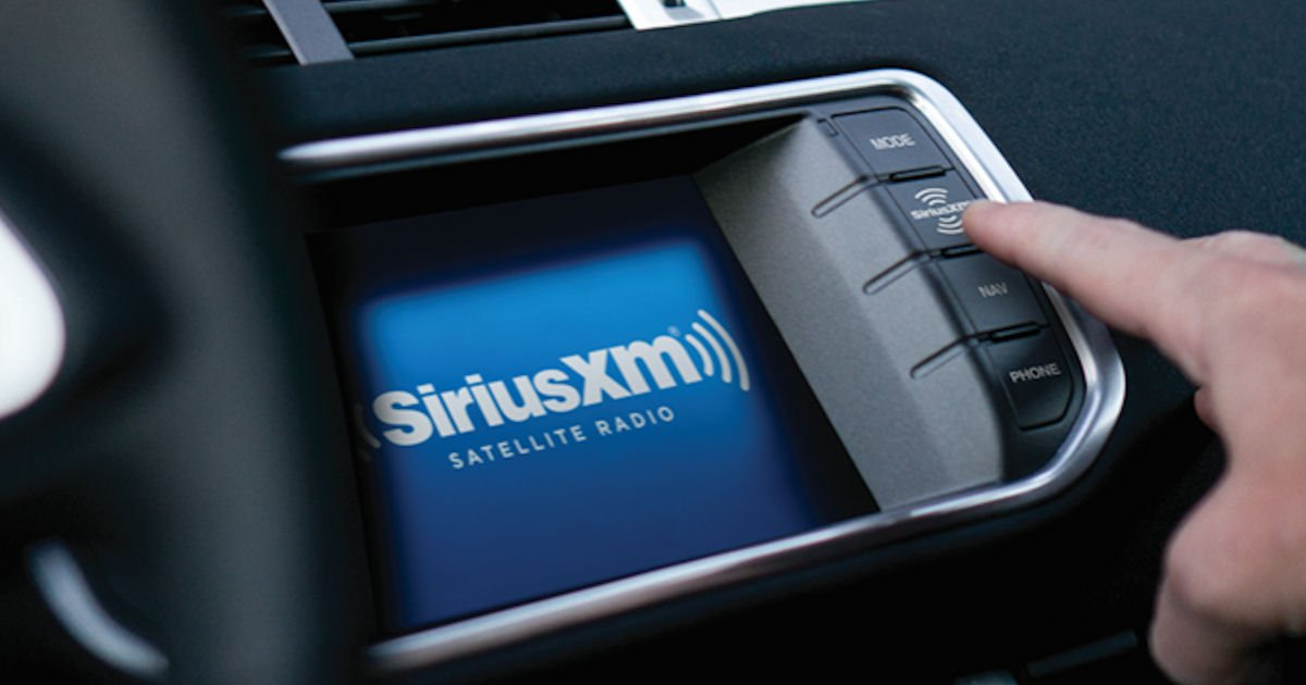 FREE 4-Months of SiriusXM