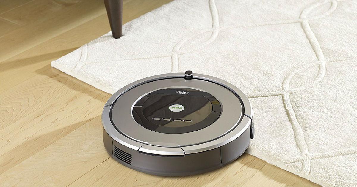 iRobot Roomba 860 ONLY $279.99 (Reg. $449)