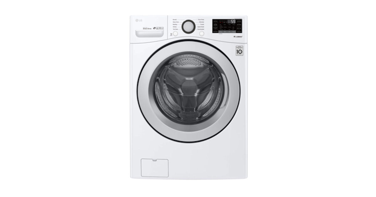 FREE LG Washing Machine...