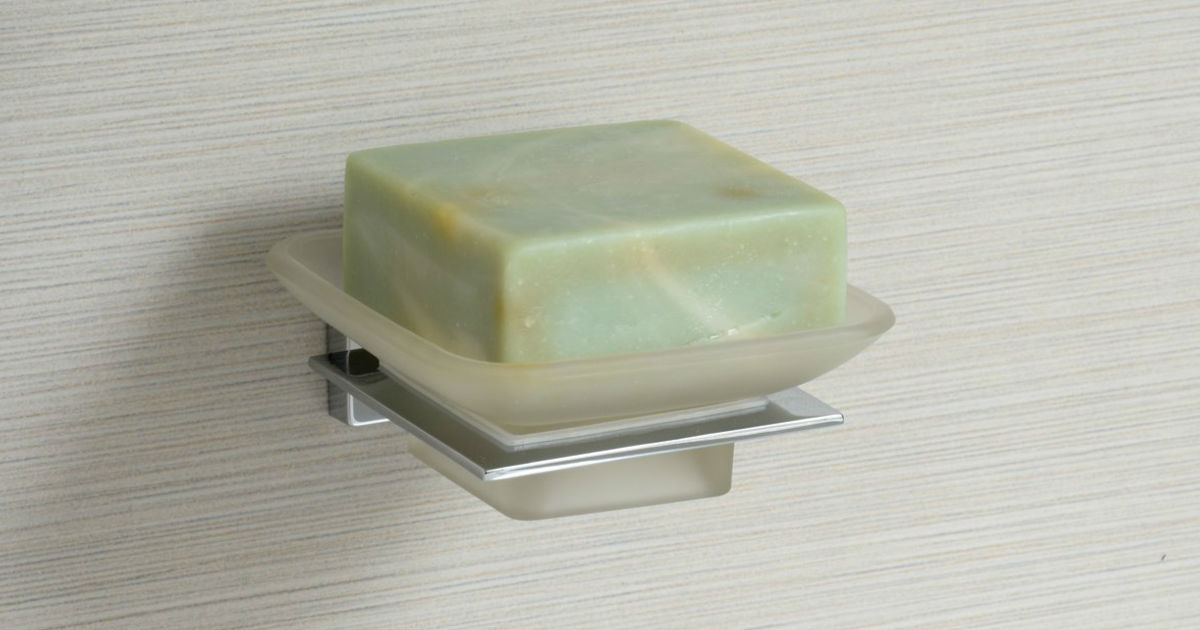 AmazonBasics Euro Soap Tray ONLY $2.18 on Amazon