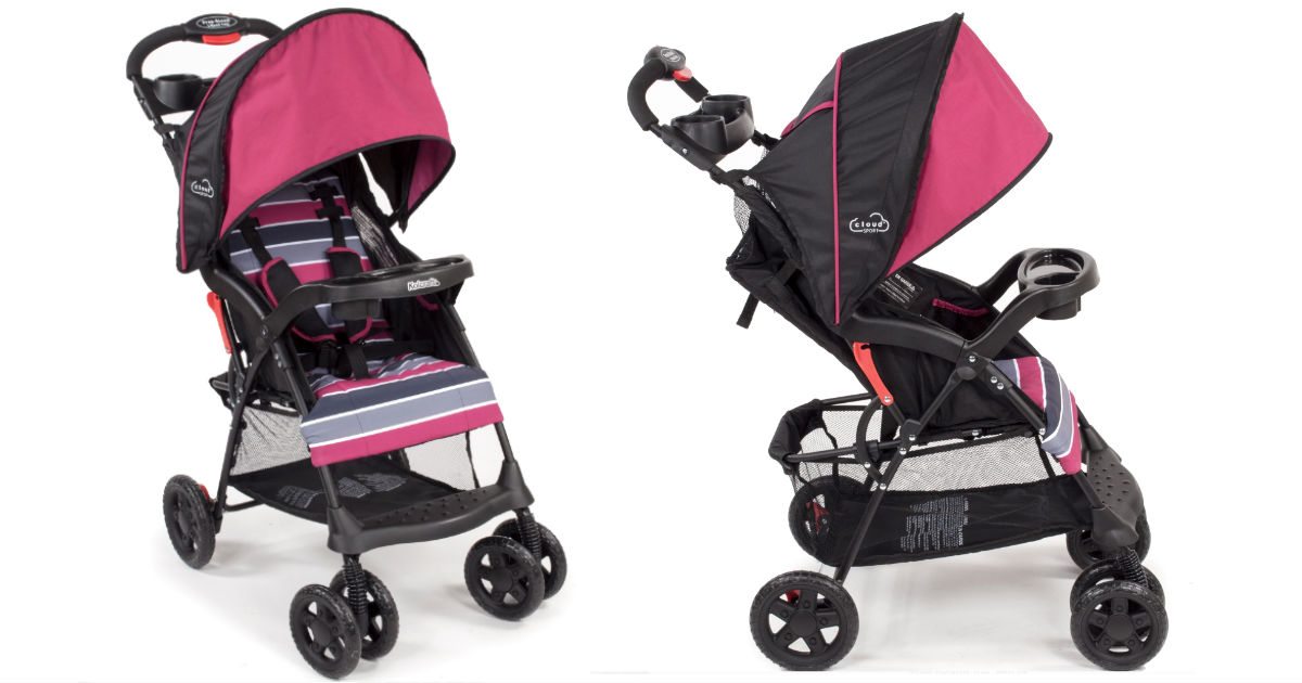 Kolcraft Cloud Sport Lightweight Stroller ONLY $39.99 Shipped