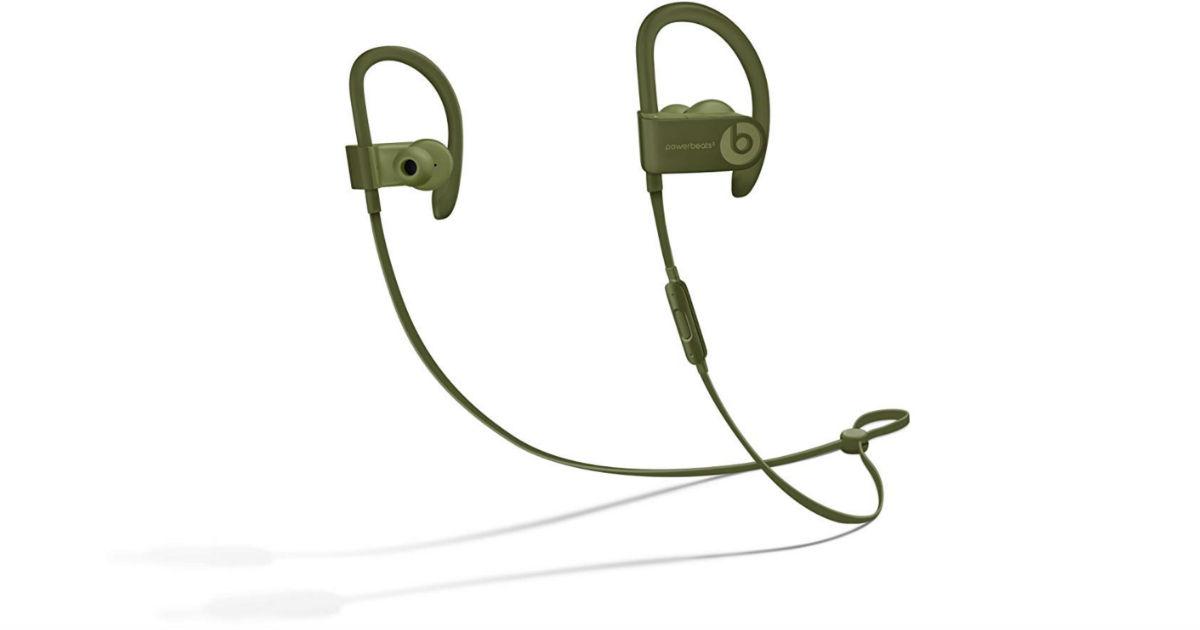 Powerbeats3 Wireless Earphones ONLY $89.99 (Reg. $200)