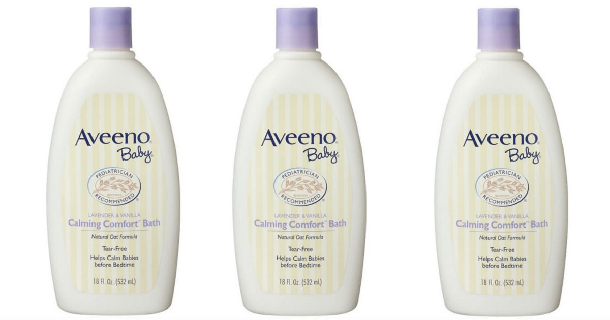 Aveeno at Walmart