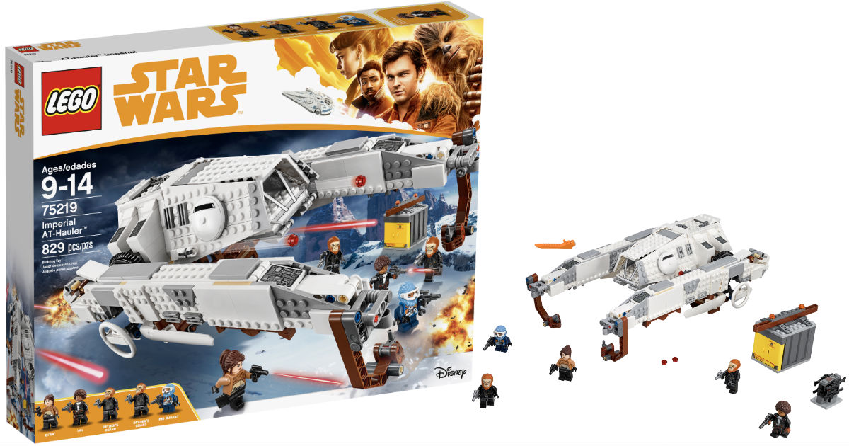 LEGO Star Wars Imperial ONLY $64.99 (Reg. $100)