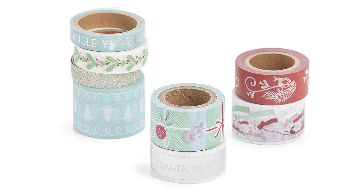 Martha Stewart Washi Tape ONLY $2.02 (Reg. $10)