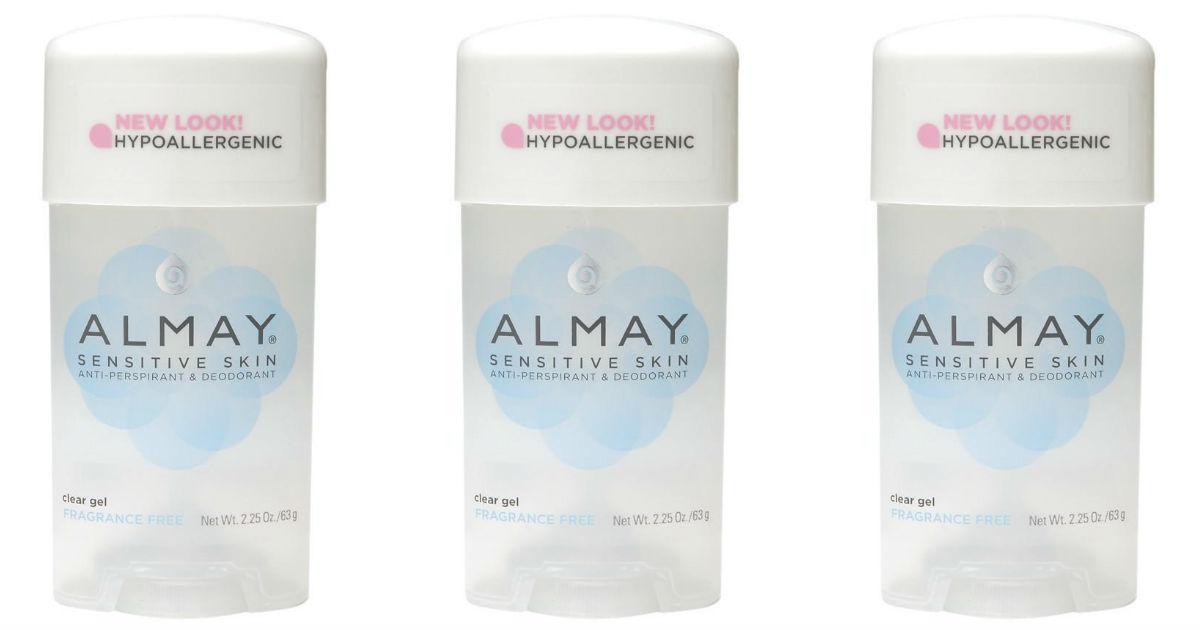 Almay Deodorant ONLY $0.34 at Walmart