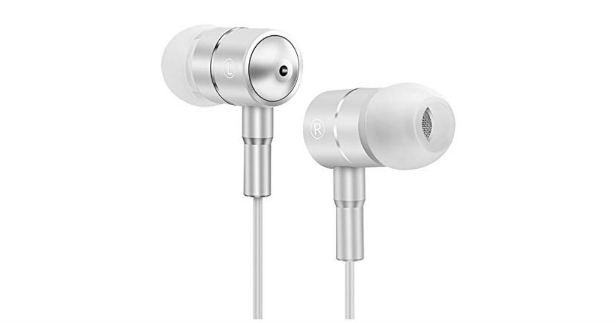 Sllik Earphones ONLY $12.93 (Reg. $30)