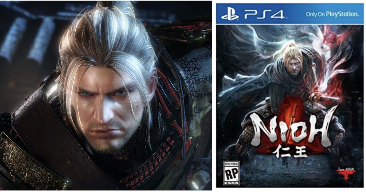 Nioh PlayStation 4 Game ONLY $...