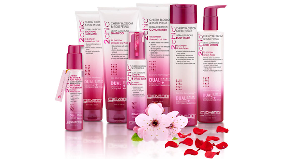 FREE Giovanni Hair Care Produc...