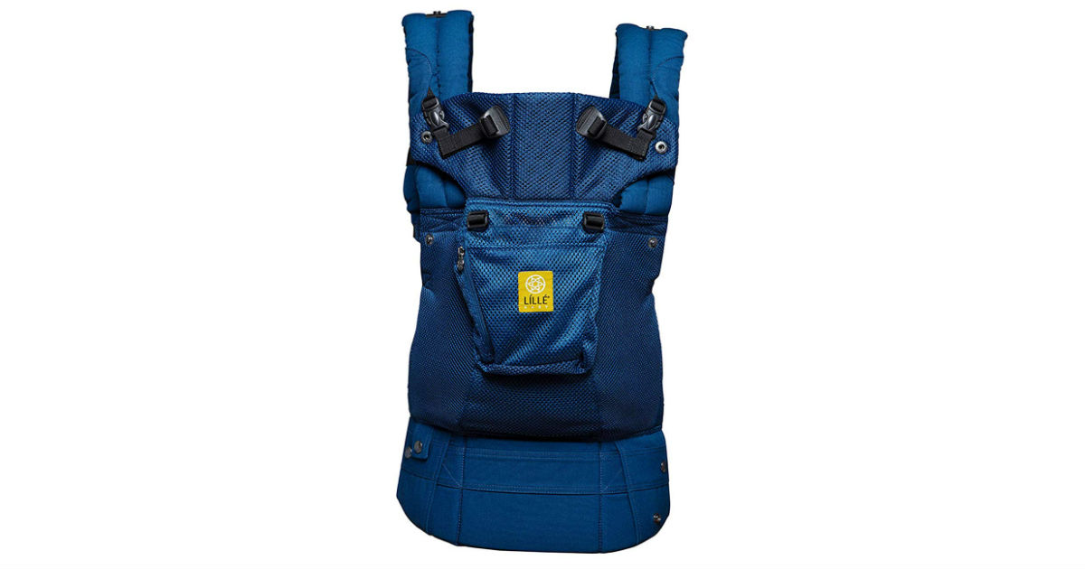 LILLEbaby The Complete Airflow Baby Carrier ONLY $70 (Reg. $125)