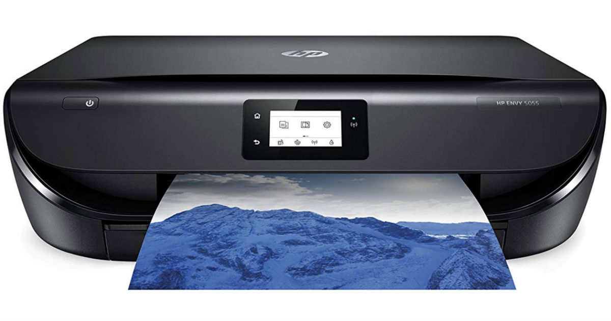 HP Envy All-in-One Photo Printer ONLY $39.99 Shipped (Reg $120)