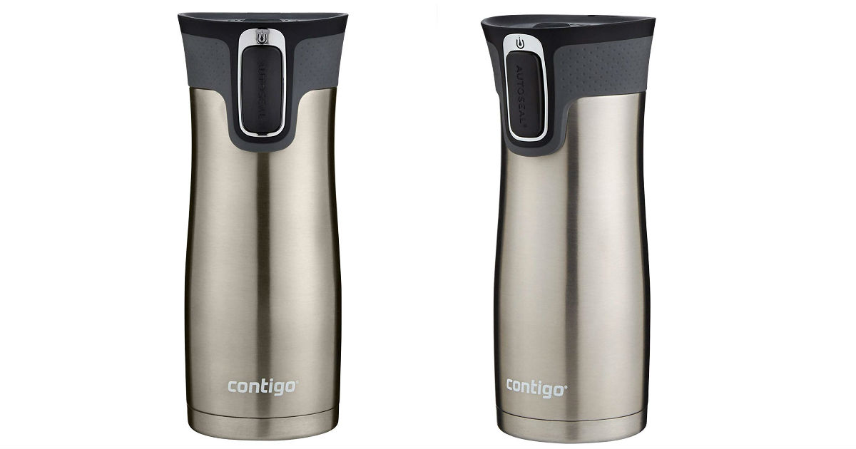 Contigo AUTOSEAL West Loop Travel Mug ONLY $12.99 (Reg. $21)