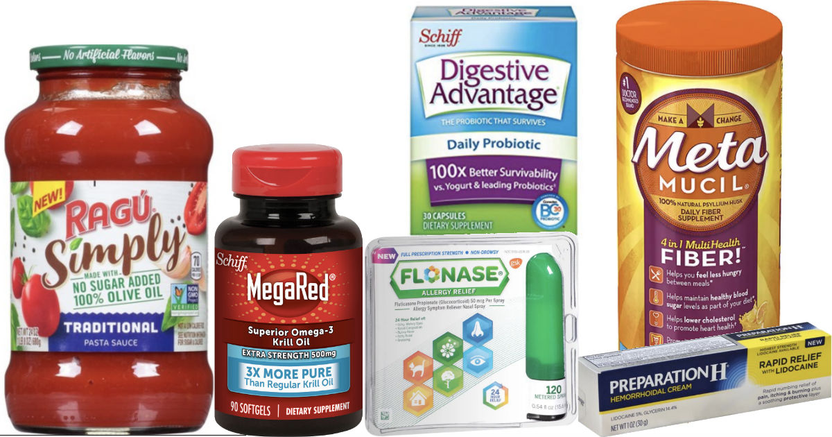 Over $47in New Printable Coupons from This Weekend
