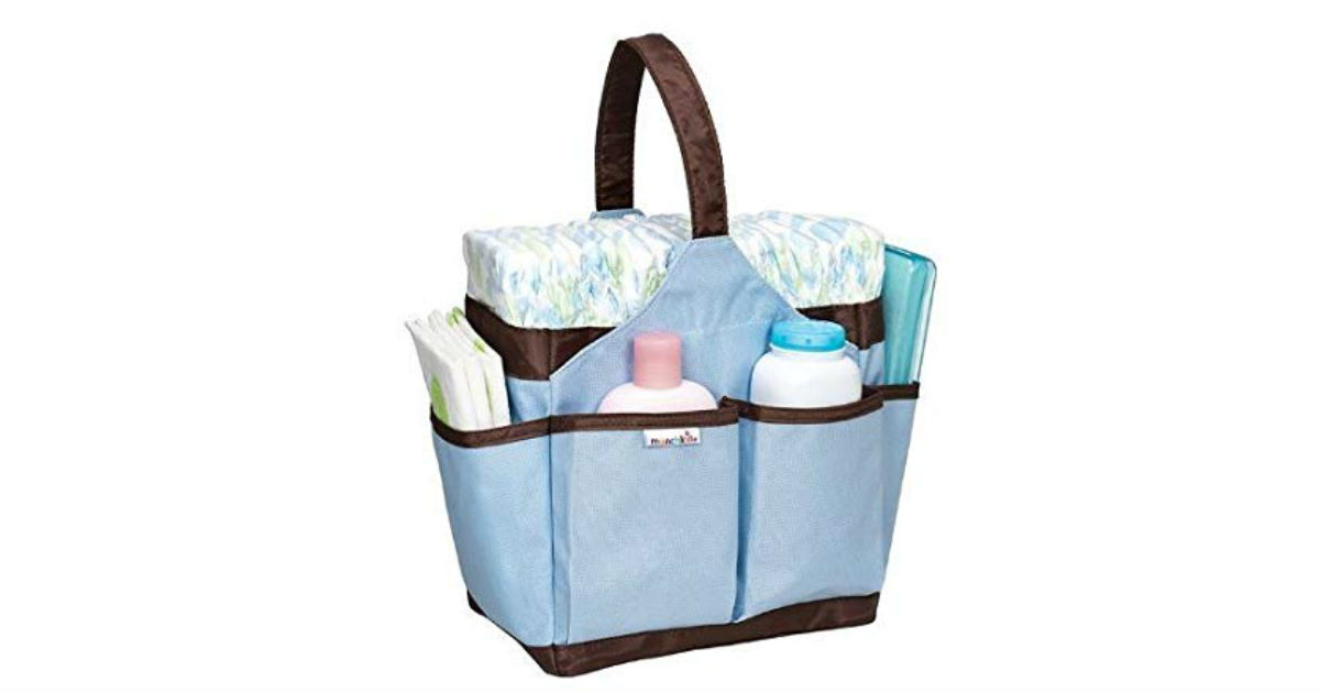Munchkin Portable Diaper Caddy ONLY $9.09 (Reg. $25)
