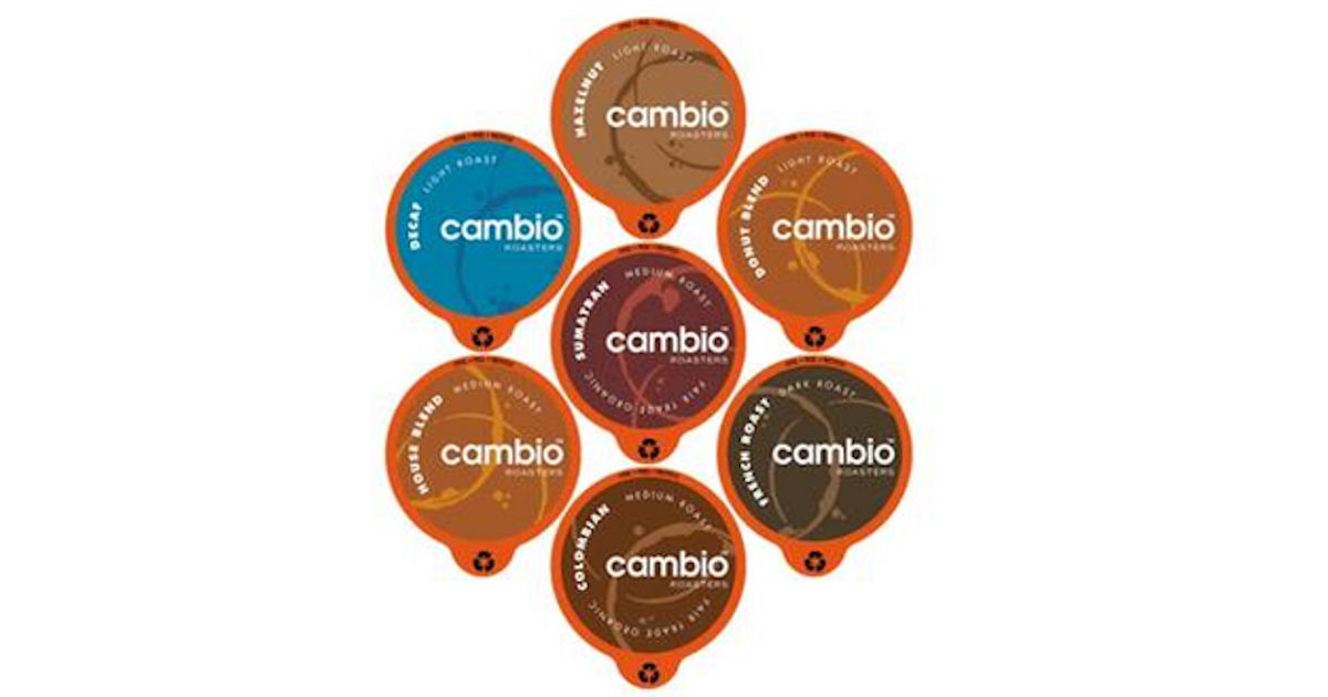 FREE Samples of Cambio Coffee.