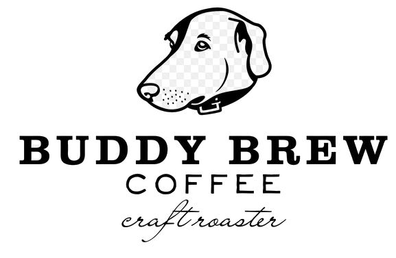 FREE Buddy Brew Coffee Sticker...