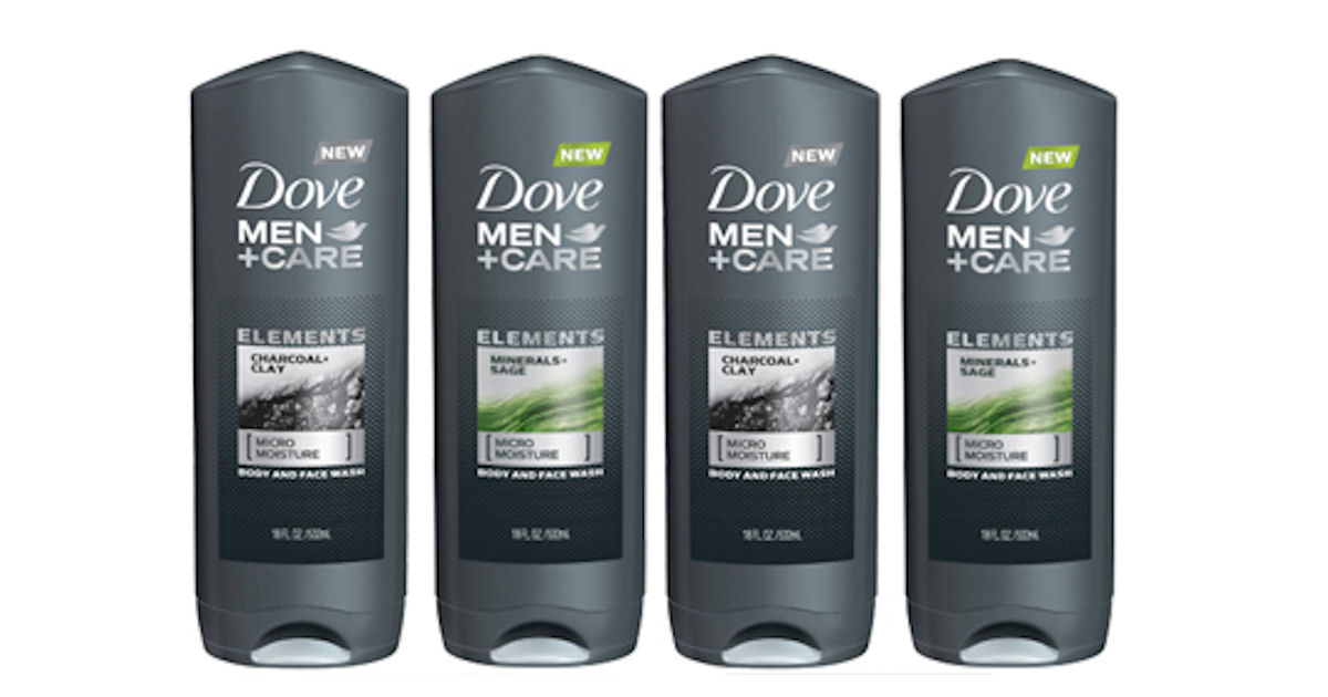 FREE Men's Bodywash...