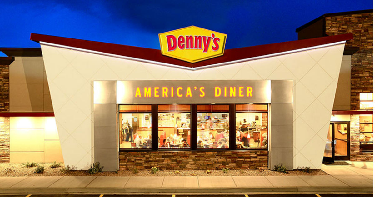 New 20% Off Denny's Coupon