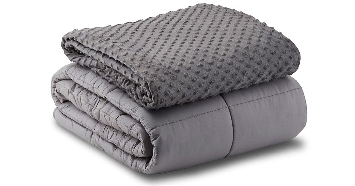Lennio Weighted Blanket ONLY $101.97 (Reg. $200)
