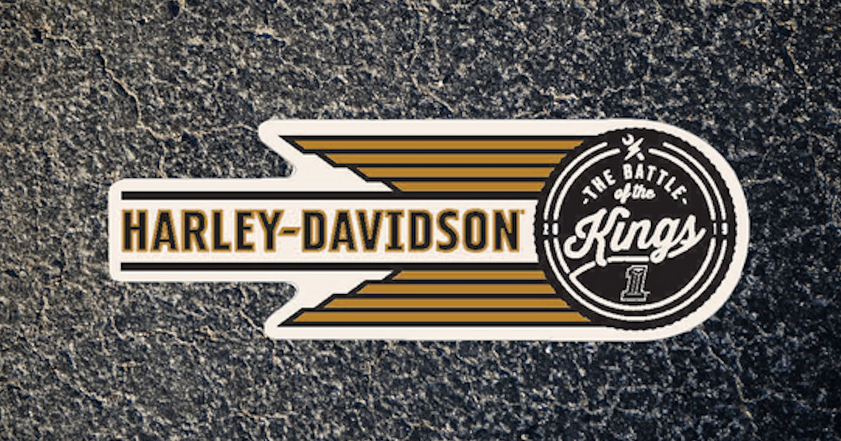 FREE Harley-Davidson The Battl...