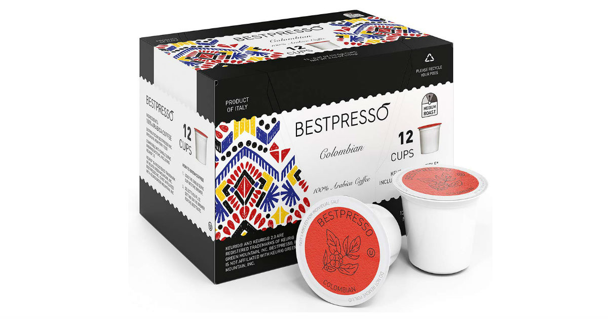 Bestpresso Coffee on Amazon