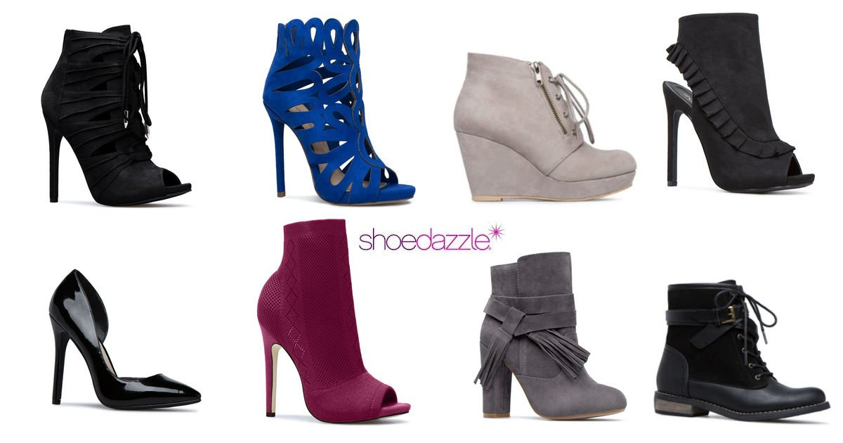 High-Fashion Shoes ONLY $9.99 (Reg. $60)