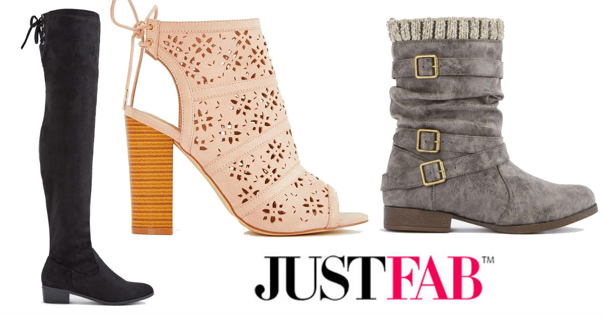 75% Off First Order at JustFab