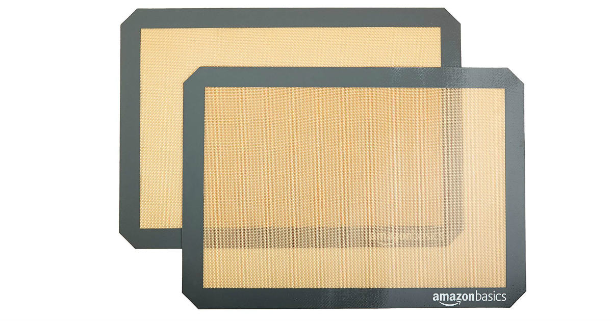 AmazonBasics Silicone Baking Mat on Amazon