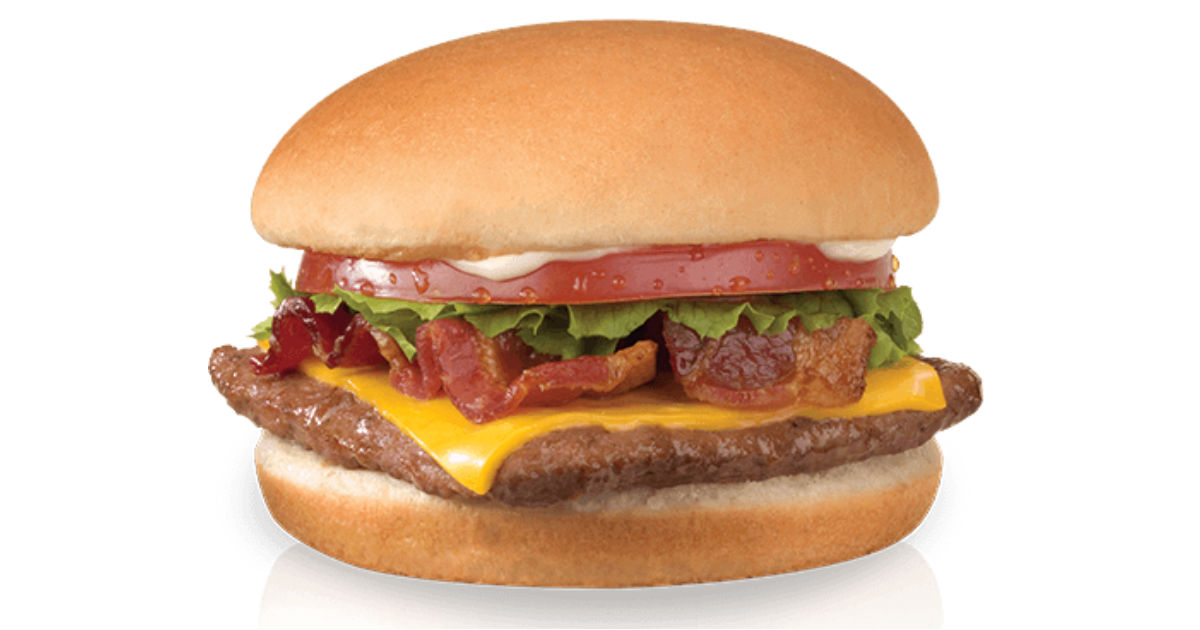 photograph regarding Printable Wendys Application referred to as Cost-free Jr. Bacon Cheeseburger at Wendys - Printable Discount coupons