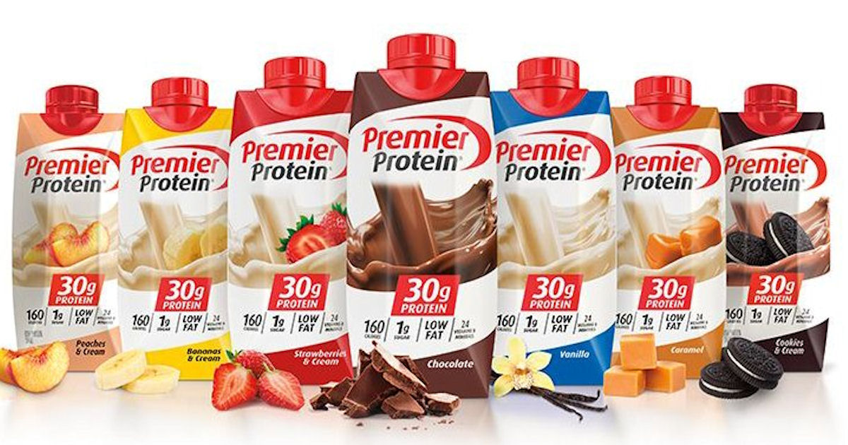 FREE Sample of Premier Protein...