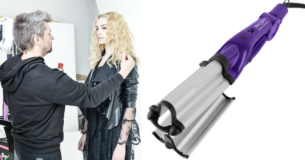 Bed Head Wave Artist Deep Waver ONLY $17.62 Shipped