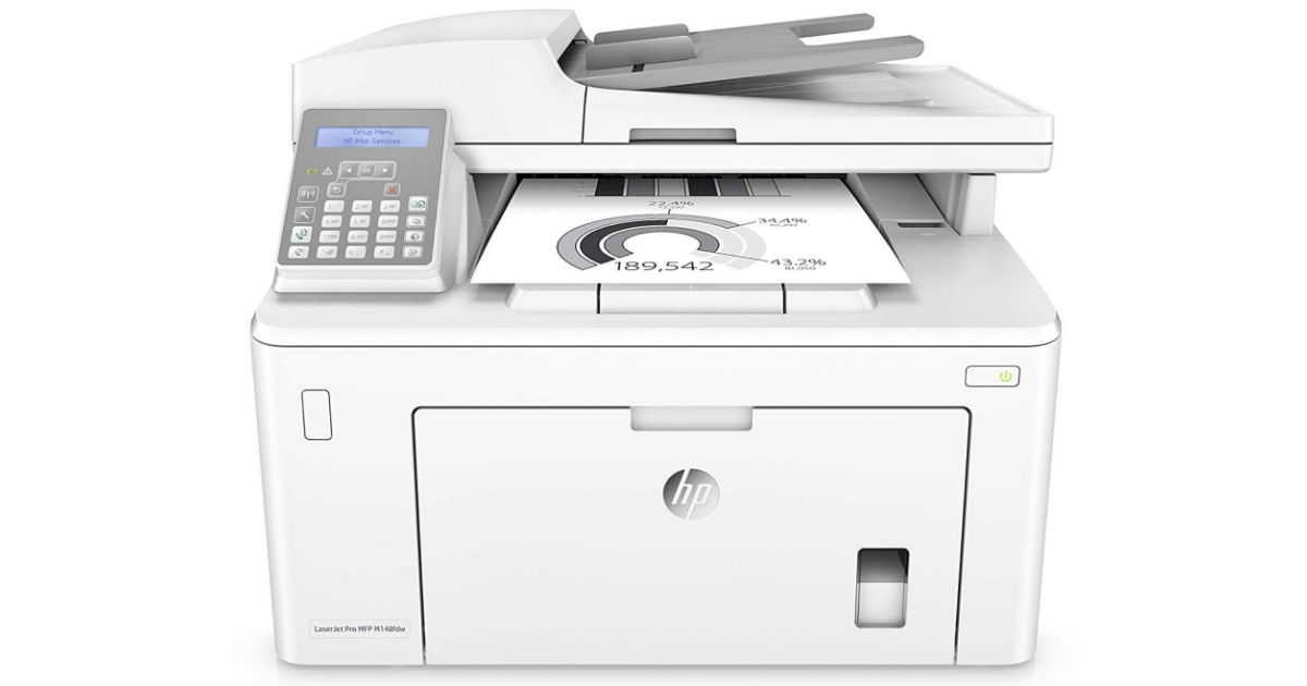 HP Laserjet Pro All-in-One Wireless Printer Only $129.99 Shipped