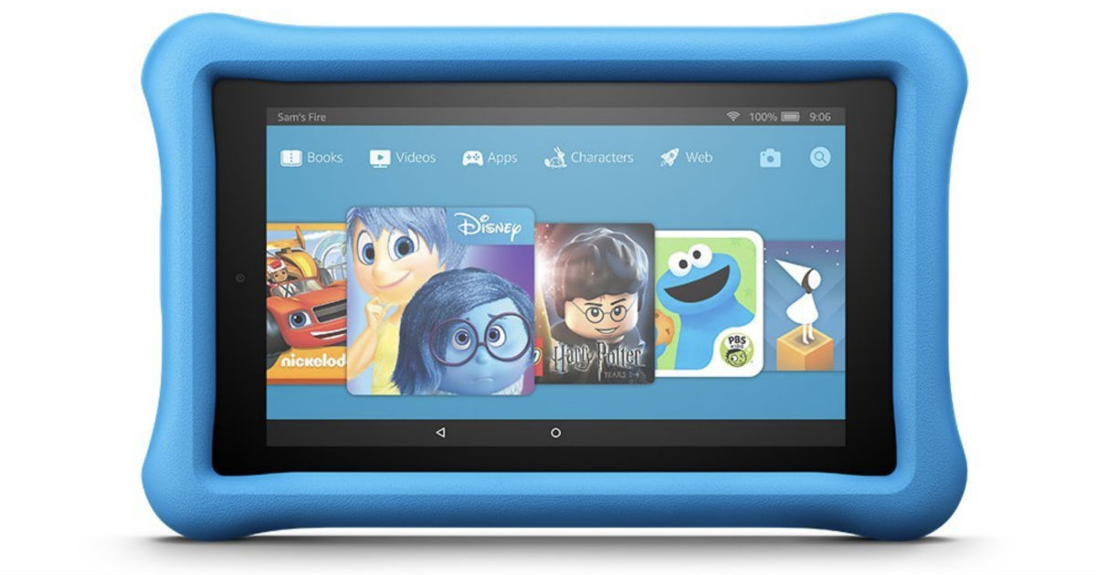 Amazon Fire 7 Kids Edition Tablet ONLY $59.99 Shipped (Reg $100)