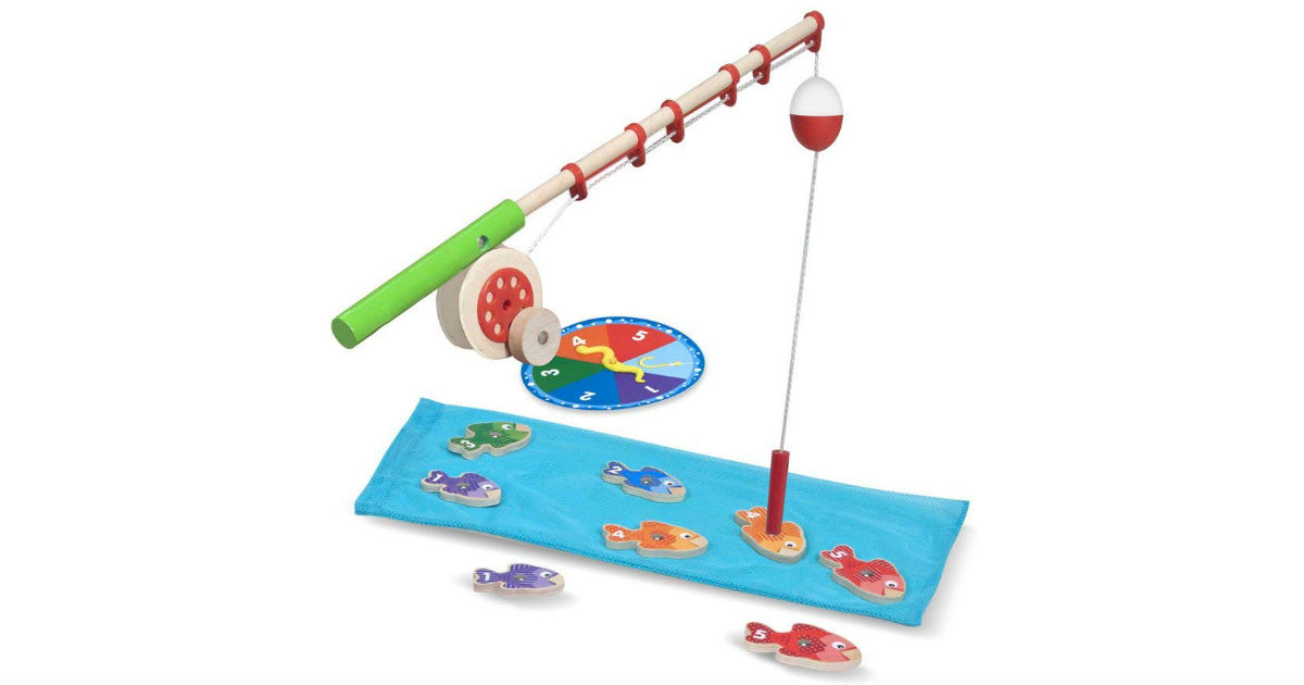Melissa & Doug Catch & Count Fishing Game ONLY $14.99 (Reg. $25)