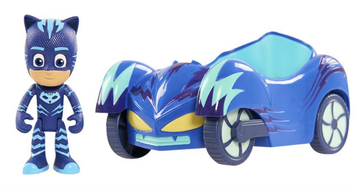 PJ Masks Cat Boy Car ONLY $5.93 (Reg. $13)