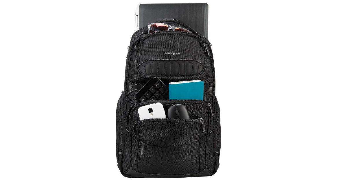 Targus Legend IQ Backpack ONLY $24.04 (Reg. $50)