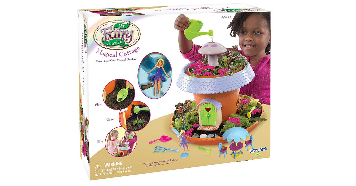 My Fairy Garden ONLY $13.99 (Reg. $30)