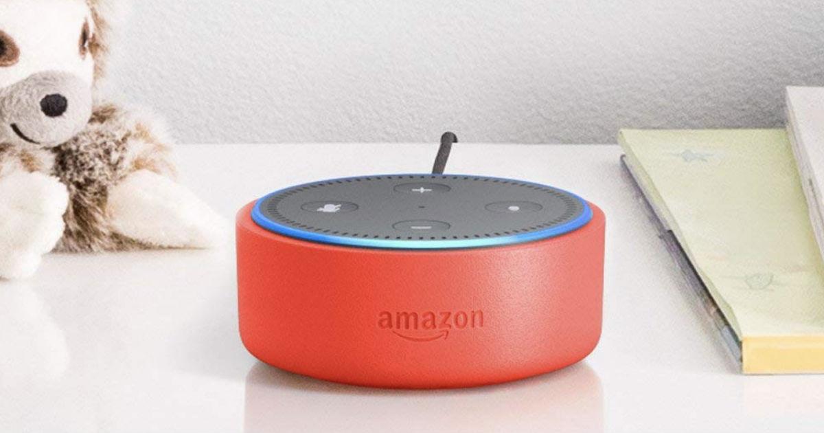 Amazon Echo Dot Kids Edition ONLY $34.99 Shipped (Reg $70)